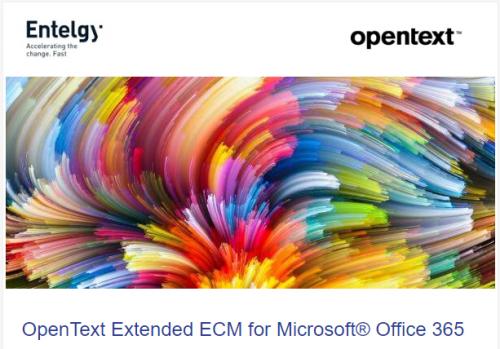 OpenText Live Webinar