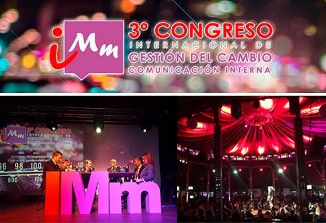 3º Congreso internacional Gestión del cambio y comunicación interna