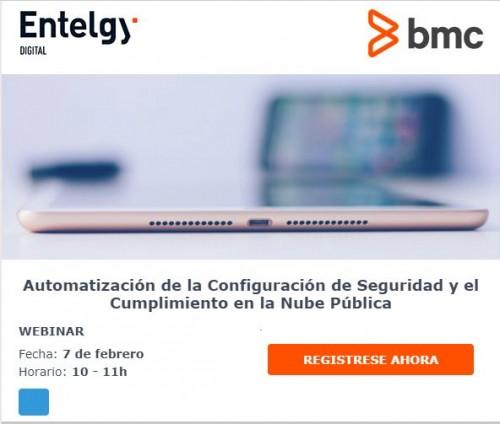Webinar: Automatización de la Configuración de Seguridad y el Cumplimiento en la Nube Pública