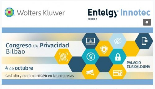 Congreso de Privacidad Bilbao
