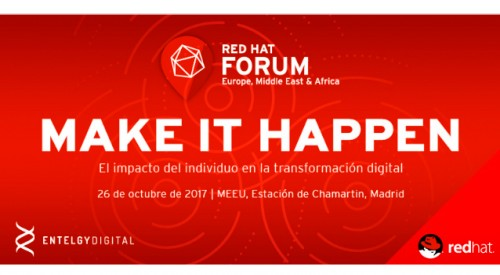Red Hat Forum España 2017