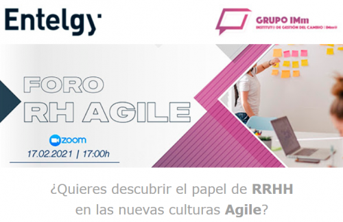 FORO RH AGILE - Entelgy / iMM