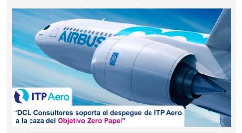 DCL Consultores presenta el caso de éxito de ITP Aero en OpenText Innovation Day Madrid 2018