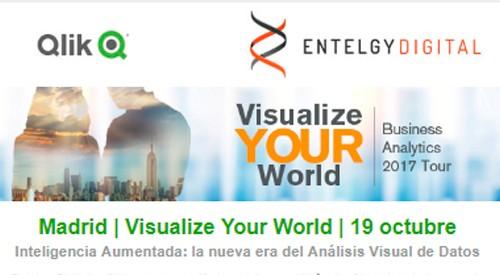 Inteligencia Aumentada: la nueva era del análisis visual de datos