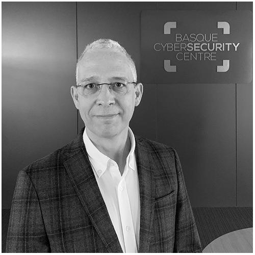 Javier Diéguez - director del Centro Vasco de Ciberseguridad (BCSC)