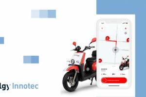 Motosharing Acciona Mobility, un servicio de motocicletas eléctricas ciberseguras gracias a Entelgy Innotec Security