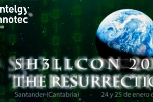 Todo listo para nuestra participación en Sh3llCON