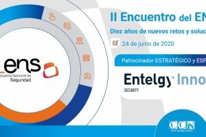 Entelgy Innotec Security, principal colaborador del Centro Criptológico Nacional en el II Encuentro del ENS