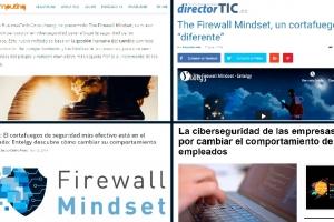 The Firewall Mindset de Entelgy en los medios de comunicación
