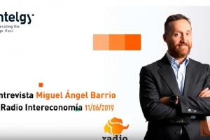 Miguel Ángel Barrio ilumina los secretos del 5G en Radio Intereconomía