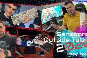 Outside Talent 2021, disponible para todos los profesionales de Entelgy Innotec Security