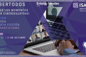 Entelgy Innotec Security participa en CiberTodos de ISACA