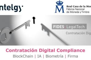"""Te invitamos al webinar """"Contratación Digital Compliance"""""""