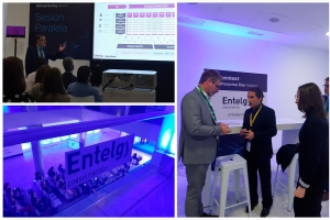 Entelgy ConsultingTech brilla en el Opentext Enterprise Day