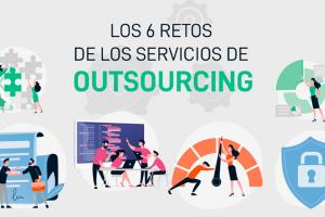 6 desafíos para los servicios de Outsourcing