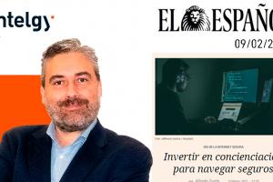 La prensa destaca la labor de concienciación en ciberseguridad de Entelgy