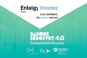Entelgy estará en el Basque Industry 4.0, el evento de Ciberseguridad en la Industria 4.0