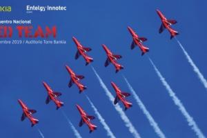 Todo listo para el II Encuentro Nacional de Red Team, organizado por Bankia y Entelgy Innotec Security
