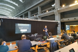 """Packet Wars: Journey to Scapy"" taller que Álvaro Alonso de Entelgy Innotec Security ofreció en Mundo Hacker Academy"