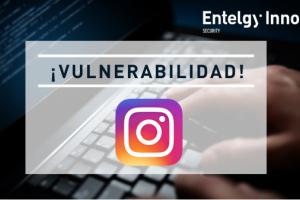 Vulnerabilidad en Instagram