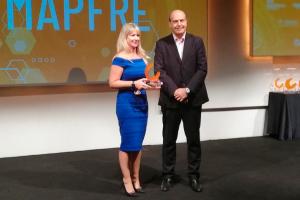 Mapfre y Entelgy brillan en los premios Computing