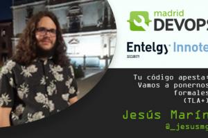 Entelgy Innotec Security participa en Madrid Devops