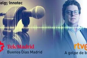 Entelgy Innotec Security habla sobre ciberseguridad para Radio Exterior y Onda Madrid