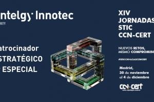 Entelgy Innotec Security ofrece nuevamente su apoyo a las XIV Jornadas STIC CCN-CERT