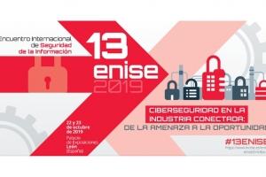 Entelgy Innotec Security, principal patrocinador de 13ENISE