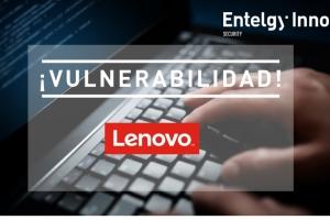 Vulnerabilidad en Lenovo