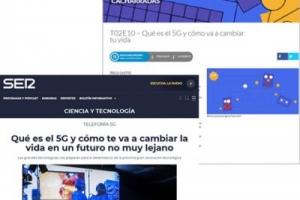 ¿Qué es el 5G y cómo va a cambiar nuestras vidas? Miguel Ángel Barrio en Cacharradas, Podcast de Prisa Radio y Cadena Ser.