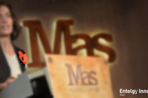 Marta López, finalista de la octava edición del Premio Mujeres a Seguir