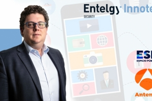 Espejo Público entrevista a Entelgy Innotec Security sobre las aplicaciones móviles y sus posibles riesgos para nuestra privacidad