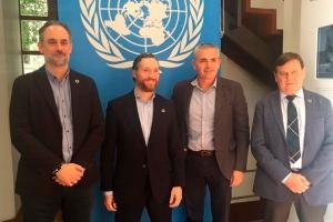 Entelgy colabora en la promoción de los Objetivos de Desarrollo Sostenible