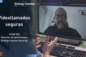 Entelgy Innotec Security habla sobre teletrabajo y videoconferencias en RTVE