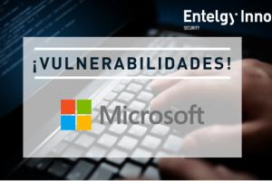 Vulnerabilidades en Microsoft