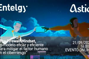 Entelgy participa en un evento de Astic sobre concienciación en Ciberseguridad