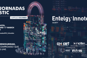 Entelgy Innotec Security ofrece su apoyo a las I Jornadas STIC Capítulo Colombia