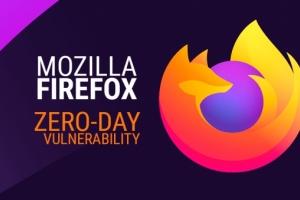 Mozilla Firefox publica una vulnerabilidad zero-day en su navegador