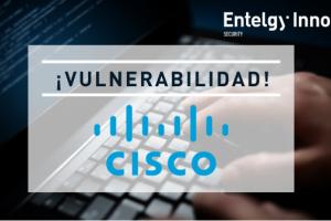 Vulnerabilidad en productos Cisco