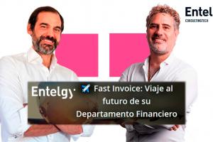 """Entelgy presenta en AUSAPE la sesión """"FAST Invoice: Viaje al Futuro de su Departamento Financiero"""""""