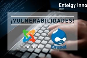 Vulnerabilidades en Joomla y Drupal