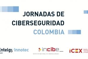 Participamos en las Jornadas de ciberseguridad en Colombia organizadas por INCIBE e ICEX