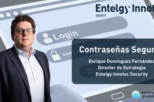 Consumidor Global recoge los consejos de Entelgy Innotec Security sobre contraseñas seguras