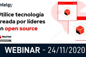 Entelgy en Colombia te enseña los secretos la Nube Híbrida con Red Hat