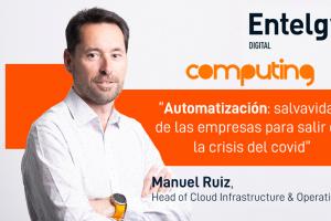 La revista Computing pone de manifiesto el conocimiento en Automatización de Entelgy