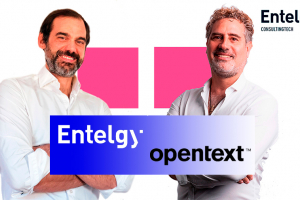 Opentext pone en valor su colaboración con Entelgy