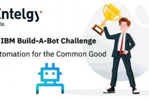 """Entelgy en el TOP 10 del concurso mundial """"Building_A_Bot_Challenge"""" de IBM"""