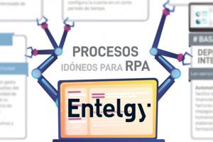 RPA, la automatización de Entelgy que ayuda a todos los sectores