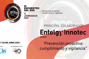 Entelgy Innotec Security principal colaborador en el III Encuentro del ENS organizado por el CCN